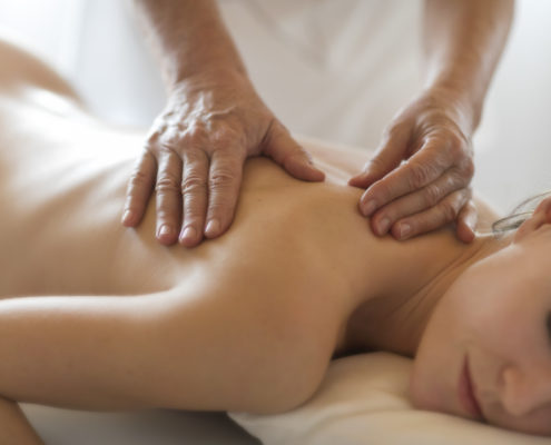 Ganz-Körper Massag
